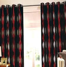 black and red curtains for bedroom red black and white bedroom black and red curtains for bedroom red black curtains black red and
