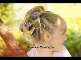 coiffure mariage enfant tuto coiffure enfant cérémonie mariage baptême