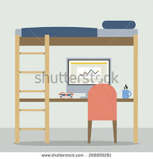 Build A Bear Bunk Bed With Desk by Bunk Bed Stock Images Royalty Free Images U0026 Vectors Shutterstock