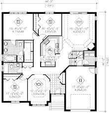 european style house plan 3 beds 2 00 baths 1600 sq ft 25 150