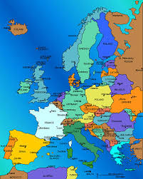 updated map of europe usa plays in europe not mls updated association football