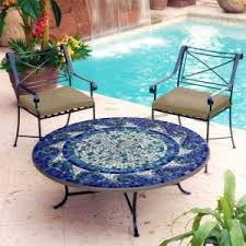 Mosaic Patio Tables Mosaic Patio Furniture