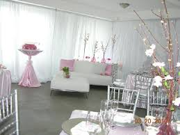 baby shower rentals event design company party rental draping