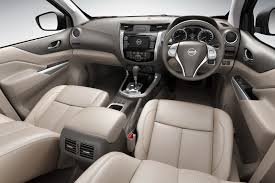 nissan frontier interior all new 2015 nissan navara frontier officially revealed w videos