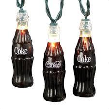 coca cola bottle christmas tree lights canada retrofestive ca