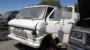 1970 ford econoline van u2013 junkyard find