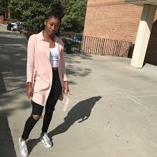 light pink blazer forever 21 forever 21 jackets blazers forever 21 light pink longline coat w