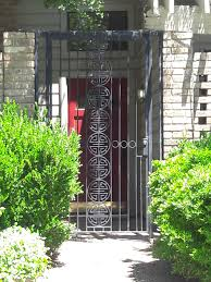 running out the front door or side gate install a safety gate