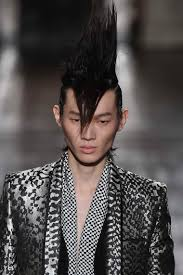 punk hairstyles for men 3 super easy halloween ideas