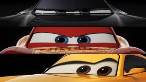 cars movie characters cars 3 new promo clip meet new characters 2017 disney pixar