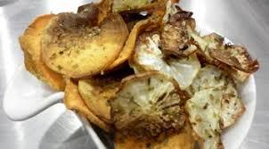 comment cuisiner le radis noir cuit recette chips de radis noir et patate douce apéritifs