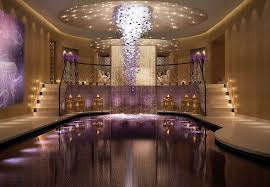 Design House Lighting Company Hill House Interiors London Spa Main Pool Visualisation Vera