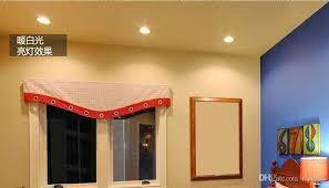 cheap led panel lights slim led panel downlight corridor round