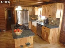 log cabin kitchen ideas wonderfull log cabin kitchen designs inspirations cabin ideas plans