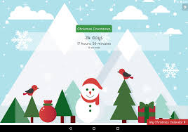 my christmas christmas countdown 2017 android apps on play