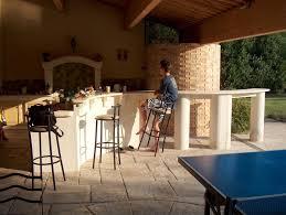 photos cuisine exterieure d ete construire cuisine d extérieur en cavaillon 84300 taille