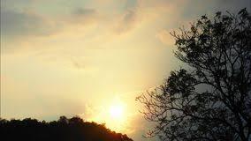 imagenes hermosas que se mueben nubes de lluvia hermosas que se mueven en cielo azul metrajes