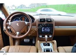 porsche 4x4 voiture porsche 4x4 suv cayenne 4 8i v8 tiptronic s occasion n