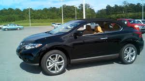 nissan crosscabriolet 2011 murano crosscabriolet awd mckinnon nissan youtube
