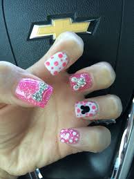 8 best minnie u0026 mickey mouse nails images on pinterest make up
