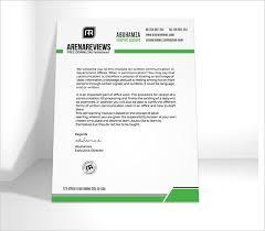 10 Media Resume Templates Free Word Pdf Psd Ai by Company Letterhead Letterhead Template 01 45 Free Letterhead