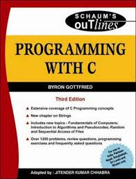 buy programming with c schaum u0027s outlines series book online at