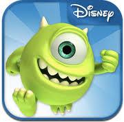 good free app monsters run disney smart