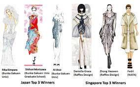Japan Design 4th Sustainable Fashion Design Contest