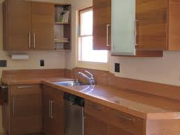 hot kitchen trends concrete counter tops wells concrete works these homeowners opted for beige concrete counter tops