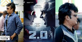 rajinikanth akshay kumar u0027s 2 0 telugu distribution rights sold for