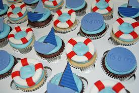 nautical themed baby shower cupcakes sailboats life pre u2026 flickr