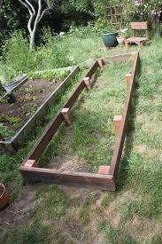 Backyard Planter Ideas Raised Flower Bed Ideas Home Design Ideas Backyard Planter Ideas