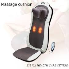 Chair Cushion Color Massage Chair Slight Massaging Chair Pad Back Massager With Heat