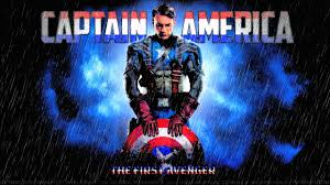 captain america the first avenger wallpapers chris evans captain america v 1st avenger poster by dave daring on