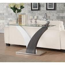 Glass Sofa Table The Of Glass Sofa Table Designs Ideas Decors