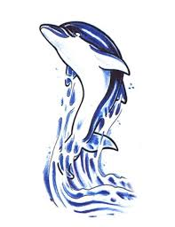 35 awesome dolphin tattoo designs