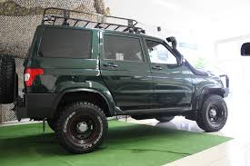uaz hunter tuning тюнинг уаз патриот rm tuning