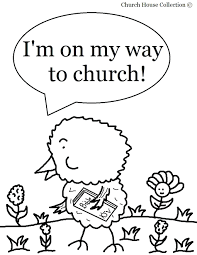coloring pages sunday school sheets lessons images books
