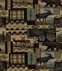 home decor upholstery fabric regal fabrics peters cabin stone joann
