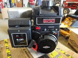 2016 briggs u0026 stratton 900 series 9 00 gross torque for sale in
