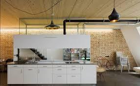 raumteiler küche esszimmer küchenzeile wird als raumteiler zum designobjekt industrial