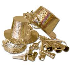 nye party kits peeks gold assorted holographic new years nye party supplies