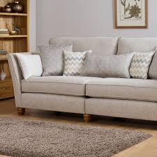 gainsborough 3 seater sofa in beige oak furniture land