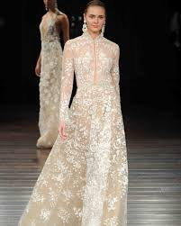 wedding dress jakarta naeem khan 2017 wedding dress collection martha stewart