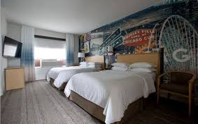 Two Bedroom Hotel Suites In Chicago Boutique Chicago Il Hotel In Lincoln Park Hotel Versey