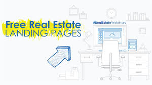 how to make free landing pages for real estate leads youtube