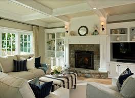Fireplaces With Bookshelves by Best 25 Nautical Bookshelves Ideas Only On Pinterest Nautical