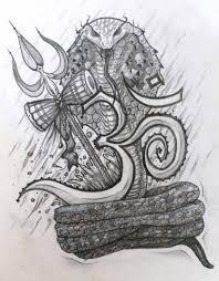 shiva cobra tattoo by s k g91 on deviantart