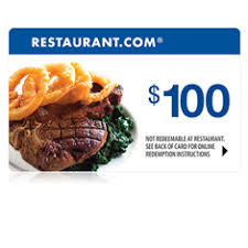 discounted restaurant gift cards 1 sale a day daily deal restaurant 100 gift card for only