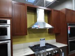 interior simple lily ann cabinets with zephyr hoods and gas stove